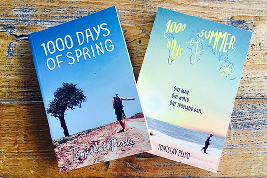 My Books - 1000 Days of Spring & 1000 Days of Summer