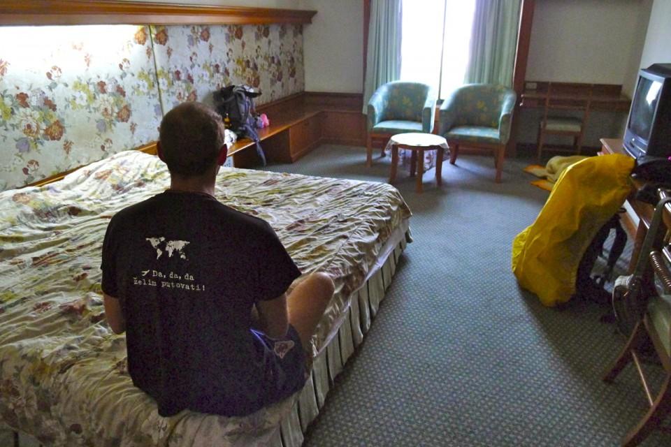04 hotel room Thailand
