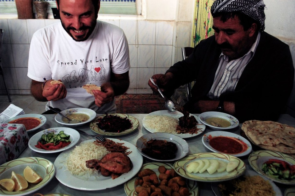 06 lunch in Iraq