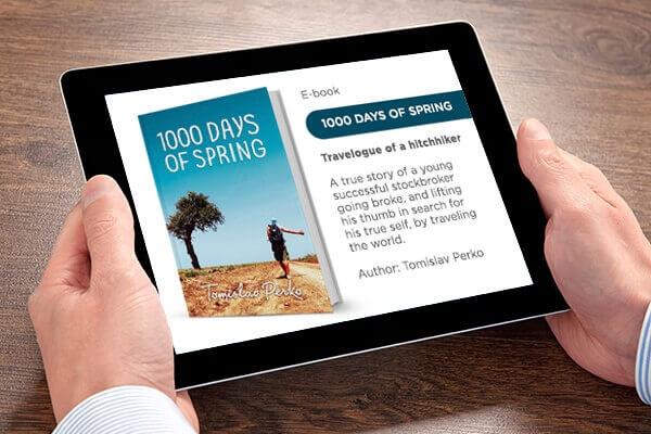 1000 Days of Spring e-book