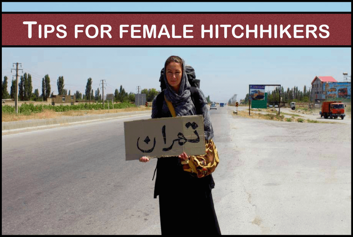 Hitchhikers By Side Of Road >> 36 Tips For A Solo Female Hitchhiker Ana Bakran